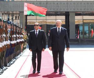Беларусь разглядае Егіпет у якасці найважнейшага партнёра ў рэгіёне Блізкага Усходу
