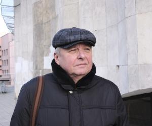 Юрый Гарулёў: Думалі, я з'ехаў з Ленінграда альбо з-за жанчыны, альбо з-за таго, што «прапіў сцяг»