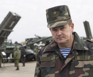 Андрэй Раўкоў: Я не марыў быць генералам