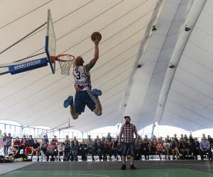 Анастасія Марыніна:  «Баскетбол 3х3 — гэта заўсёды відовішча»