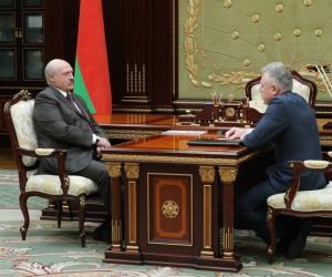 Лукашэнка: Прафсаюзы павінны ганарыцца той роллю, якую адыгрываюць у сучасным грамадстве