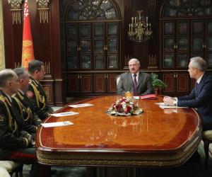 Прызначаны новыя дзяржсакратар Савета бяспекі, міністр абароны і начальнік Генштаба