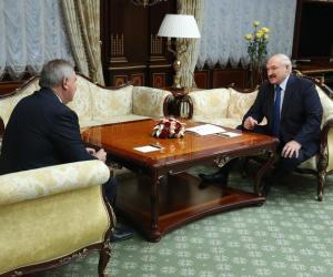 Лукашэнка: Космас — лакмусавая папера, якая дапамагае ацаніць магчымасці і здольнасці дзяржавы