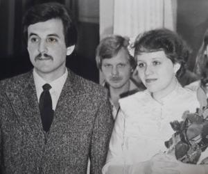 Марына Мулявiна: Пасля разводу бацькi заставалiся блiзкiмi людзьмi