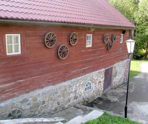 У Смаргонскім раёне распачаў работу вадзяны млын-музей