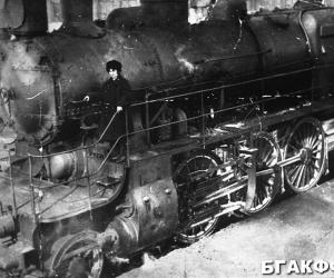 Как женщины на войне управляли паровозами
