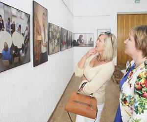 Жыццё Рыжскай цэнтральнай бiблiятэкi можна пабачыць у Мiнску