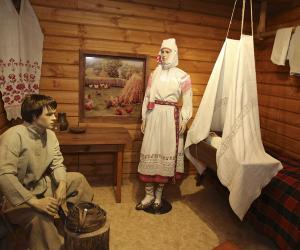 Як жылі беларусы-сакуны на Старадарожчыне