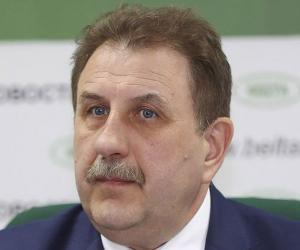 Юрый Міксюк, дырэктар Рэспубліканскага інстытута кантролю ведаў