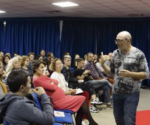 Шчырая размова з вядомым педагогам пра бацькоўскія сумненні і страхі