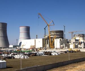 Астравец — горад энергетыкаў — і бяспечная электрастанцыя