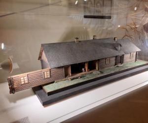 75 гадоў таму адкрылася першая экспазiцыя музея Янкi Купалы