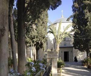 Камень Узнясення, «Стопачка» і «Руская свечка». Што паглядзець у Іерусаліме?