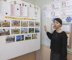 На уроках математики осиповичской учительницы ученики ездят по всей стране и подсчитывают экономический эффект от своих путешествий