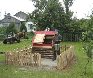У Магілёўскім раёне жыхары наводзяць прыгажосць у сваіх населеных пунктах