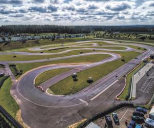 Под Минском открылся крупнейший комплекс для гонщиков
