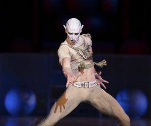 В Большом театре Беларуси ожидается 300-й показ балета «Сотворение мира»