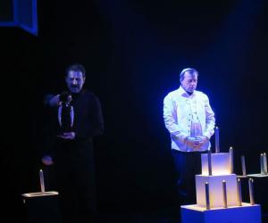 У Віцебску да Дня ўсіх закаханых паказалі праграму для дарослых