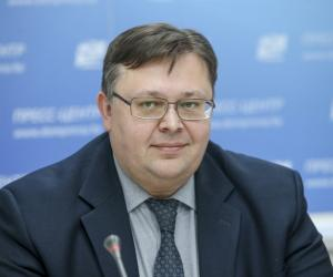 Алег Токун, начальнік упраўлення палітыкі занятасці Міністэрства працы і сацыяльнай абароны