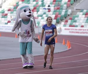 Замена Олимпиаде. Белорусская легкоатлетическая
