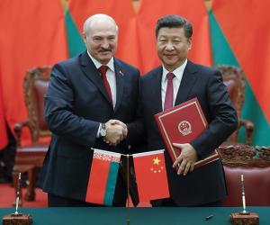 Беларусь і Кітай заключылі пакет пагадненняў і мемарандумаў