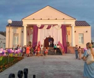 Будынак цэнтра культуры аграгарадка Путрышкі адрэстаўраваны