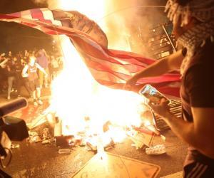 Аднойчы ў Амерыцы. ЗША захлiснула хваля масавых пратэстаў