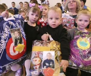 В Беларуси начинается новогодняя акция «Наши дети»