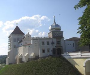 Якой стане iнтэр'ерная i музейная экспазiцыя адзiнага ў Беларусi каралеўскага замка ў Гродне