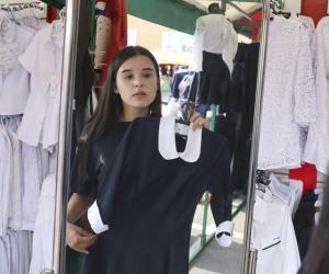 Что предлагают ученикам белорусские производители одежды