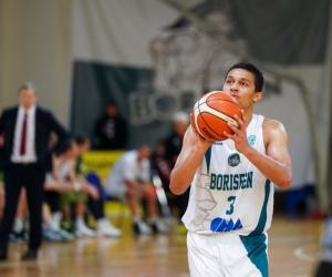 Баскетбаліст Бенджамін-Павел Дуду: У Гане мяне называлі белым