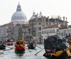 Чаму траціць папулярнасць карнавал у Венецыі?