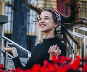 Знаёмцеся: Дар'я Зюзькевiч — пераможца конкурсу БРСМ «Валанцёр года»