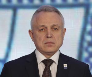Міхаіл Орда, старшыня Федэрацыі прафсаюзаў Беларусі