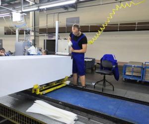 У мінскім студатрадзе больш за 500 студэнтаў працуюць слесарамі-зборшчыкамі бытавой тэхнiкi