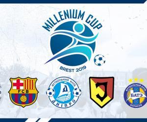 21 і 22 верасня ў Брэсце пройдзе міжнародны турнір Mіllennіum Cup