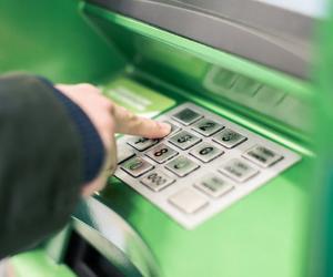 Белінвестбанк абмяжоўвае зняцце наяўных грошай у банкаматах