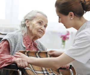 Вы спрашивали о доме-интернате для престарелых?