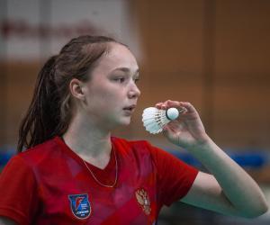 Мінск прыняў міжнародную матчавую сустрэчу па бадмінтоне