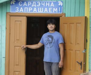 История о том, как китаец работает фермером в Воложинском районе