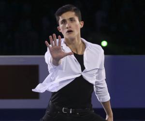 Якаў Зянько: На лёдзе даю  волю эмоцыям