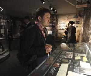Казахстанские журналисты увидели, как сохраняют память о Великой Отечественной войне в Беларуси