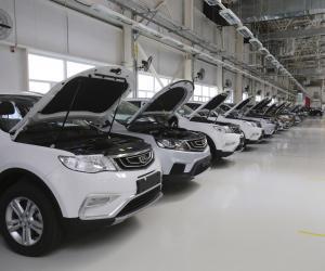 На заводе «БелДжи» расширяют модельный ряд кроссовером Gееlу SХ11