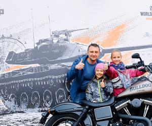 «Wargamіng Fest: Дзень танкіста» наведала да 250 000 чалавек з 28 краін