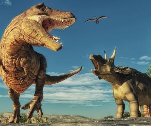 Чаму пачалася эпоха дыназаўраў?