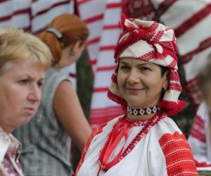 Фестываль ткацтва «Кросенцы» адбыўся ў Веткаўскім раёне