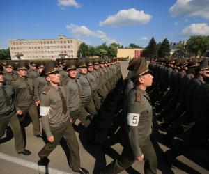 Парад у Мінску адбудзецца 3 ліпеня а 9-й гадзіне вечара