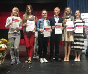 Учащиеся музколледжа завоевали пять первых дипломов на конкурсе «Орфеус»