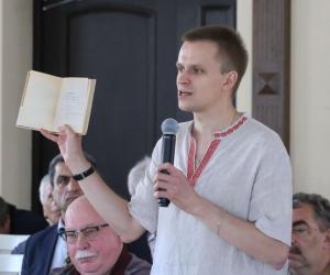 Монаспектакль Глеба Кудрашова