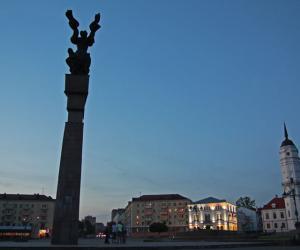 Могилев — обитель императоров. Что еще известно об областном центре